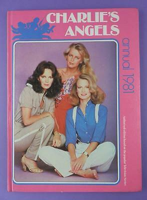 Charlies Angels Annual 1981