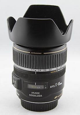 Canon EFS 17-85 mm F/4.0-5.6 IS USM (Bildstabilisator)