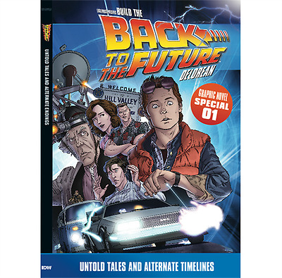 Back To The Future Build the Delorean: Graphic Novel Special 1