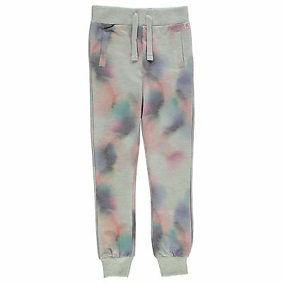 French Connection Kids Faded Print Jogging Bottoms Pants Trousers Drawstring