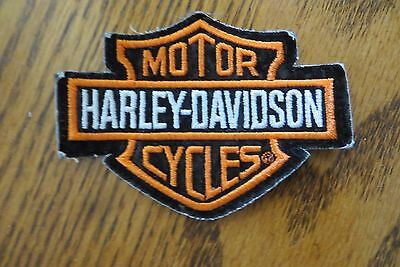 Harley Davidson Motor Cycles original official licensed product biker patch