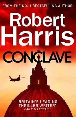 Conclave by Harris, Robert Book The Cheap Fast Free Post