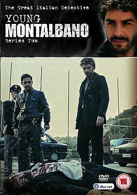 Young Montalbano Series 2  NEW 3 DVD SET
