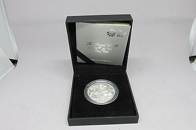 2013 The Royal Birth £5 Silver Proof Coin Box and COA