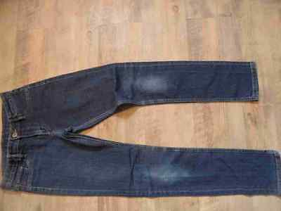 H&M coole dunkle skinny Jeans Gr. 146 TOP  HS717