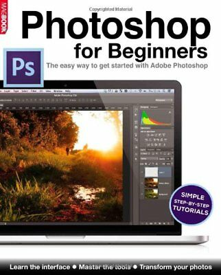 Photoshop for Beginners MagBook by DSLR Photography Book The Cheap Fast Free