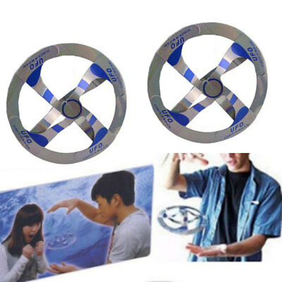 Amazing Mystery UFO Floating Flying Disk Saucer Magic Cool Trick Toy Sales