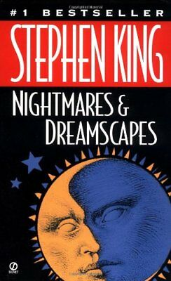 Nightmares and Dreamscapes by King, Stephen Paperback Book The Cheap Fast Free