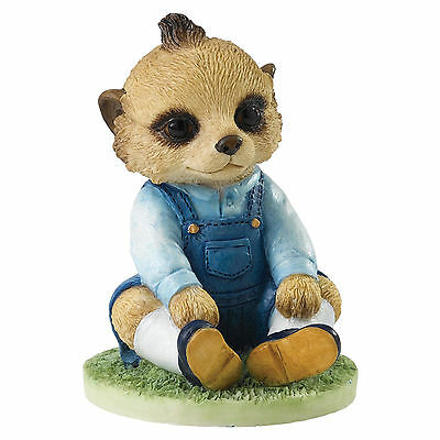 Magnificent Meerkats George Figurine