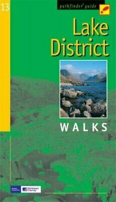 Lake District: Walks (Pathfinder Guide) by Crimson Publishing Paperback Book The