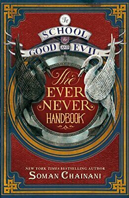 Ever Never Handbook (The School for Good and Evil) by Chainani, Soman Book The