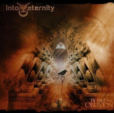 Buried In Oblivion - Into Eternity (2012, CD NEUF)
