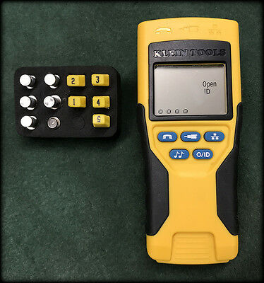 Klein Tools VDV501-098 VDV Scout Pro 2 Tester and Remote Kit