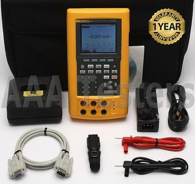 Fluke 744 Documenting Process Calibrator HART 275