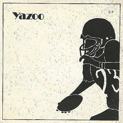 """Yazoo """" Only You / Situation"""" 7"""" Mute Records"""