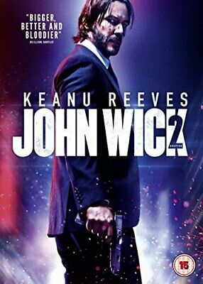 John Wick: Chapter 2 [DVD + Digital Download] [2017] - DVD  4BVG The Cheap Fast