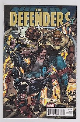 The Defenders #1 Neal Adams Variant Cover 1st Print Marvel Comics Netflix NM
