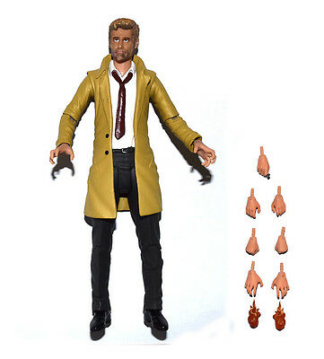 DC Collectibles DCC CW's TV Series The Arrow Constantine Loose Action Figure UK