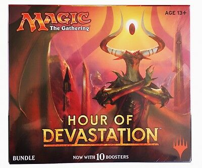 Hour of Devastation Fat Pack Bundle englisch Magic the Gathering MtG TCG