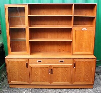 ~Vintage ~Retro ~Teak ~G Plan ~Wall Unit~ Sideboard ~ Excellent Condition~