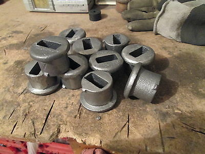 Dempster Style Pump Flat Bar Bushing, NEW, one or more