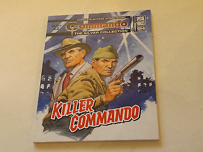 Commando War Comic Number 5014!,2017,v Good For Age,this Years Issue,very Rare.