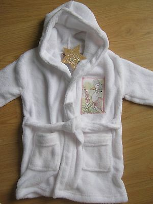 PETER RABBIT DRESSING GOWN - Jemima Puddleduck - NEW  - 6-12 MONTHS - SEE PHOTOS