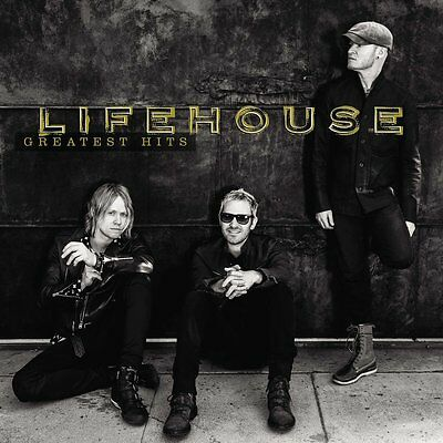 LIFEHOUSE GREATEST HITS CD ALBUM (Released On July 14th 2017)