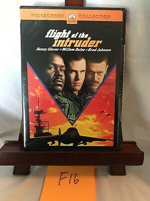 Brand New Sealed FLIGHT OF THE INTRUDER (Rare Region 1 DVD 2003) Danny Glover!