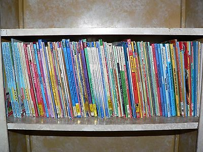 Huge Lot 120 Children Early Reader, Kids Beginner, Assorted books, K-3