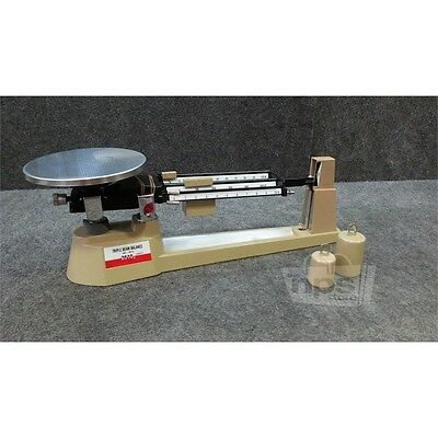 Triple Beam Balance Scale With Attachment Weights 2610g Capacity, MB-2610