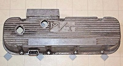 Mickey Thompson M/T Chevrolet 396-427 Single VALVE COVER