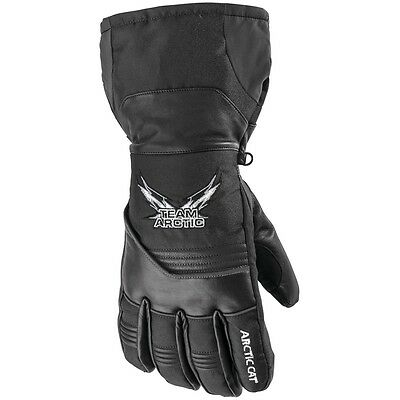 Arctic Cat Adult Extreme Gloves Waterproof Breathable A-Tex - Black - 5262-25_
