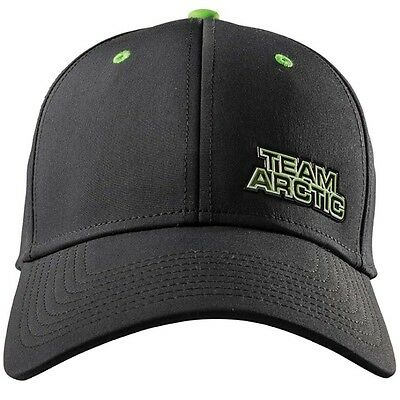 Arctic Cat Team Arctic Lime Fitted Cap - Black & Green - 5283-102 5283-103