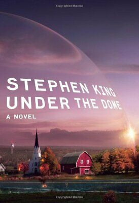 Under the Dome by King, Stephen Book The Cheap Fast Free Post