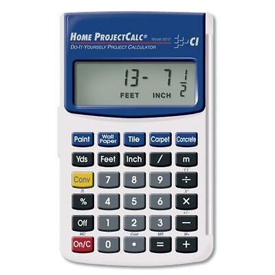 Home Projectcalc Do-It-Yourself Project Calculator Calculated Industries 8510