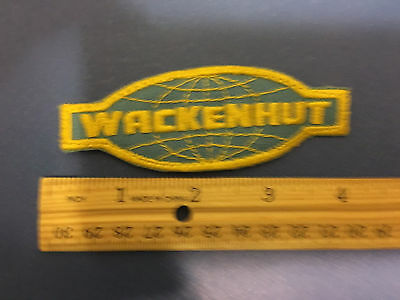 wackenhut vintage shoulder patch corrections inmate search