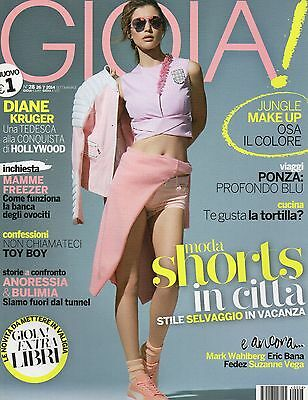Gioia 2014 28.Shorts,Diane Kruger,Mark Wahlberg,Dolly Parton,Suzanne Vega