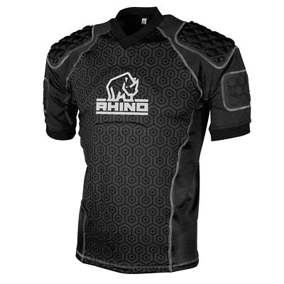 Rhino Rugby - Lightweight Pro Body Protection Top - All Sizes