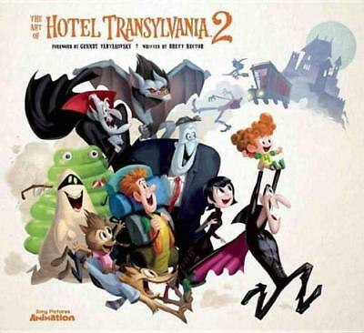 The Art Of Hotel Transylvania 2 - Rector, Brett/ Tartakovsky, Genndy (Frw) - New