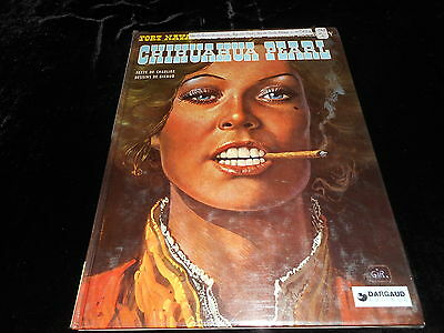 Charlier / Giraud : Blueberry : Chihuahua Pearl Edition Dargaud 1983