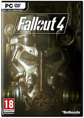 Fallout 4 For PC (New & Sealed)