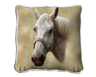 "17"" x 17"" Pillow - Quarter Horse 1734"