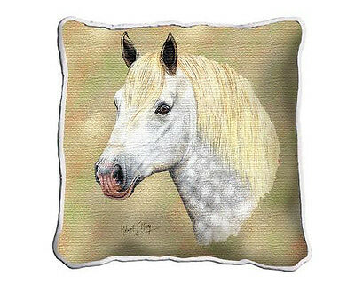 "17"" x 17"" Pillow - Percheron 2371"