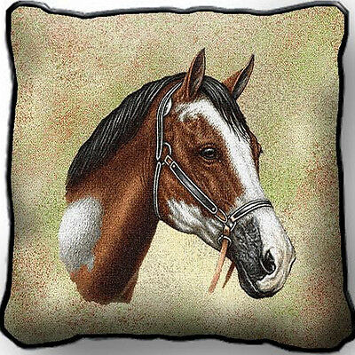 "17"" x 17"" Pillow - Paint 1737"