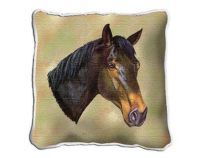"17"" x 17"" Pillow - Thoroughbred 2 2369"