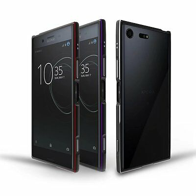For Sony Xperia XZ Premium Slim Luxury Aluminum Metal Bumper Frame Cover Case