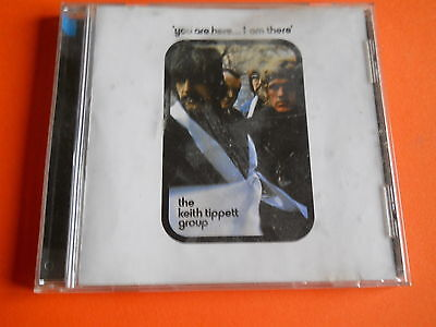 Cd The Keith Tippett Group - You Are Here .... I Am There