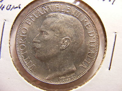 Italy Silver 2 Lire, 1911, 50th Anniversary of the Kingdom, Choice Uncirculated