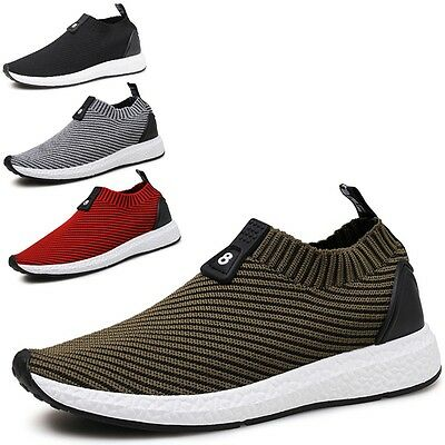 2017 Men's Sports Shoes Breathable Athletic Sneakers Casual Shoes Running Shoes